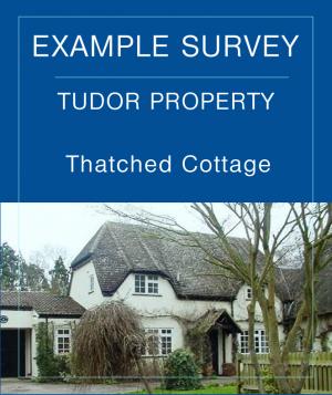 Tudor Listed Cottage Example Building Surveys