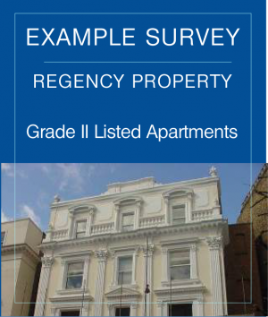 Grade II Listed Example Listed Building Surveys