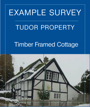 Timber framed cottage